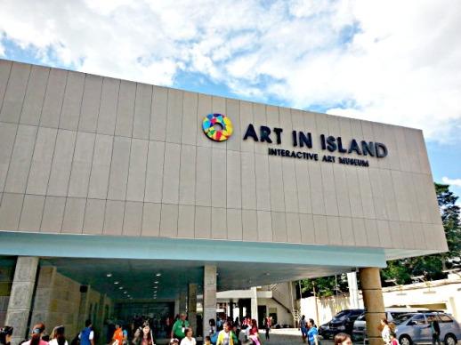 art-in-island