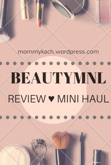 beautymnl-review-mini-haul