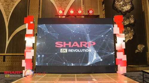Sharp 8K Revolution Photo 1